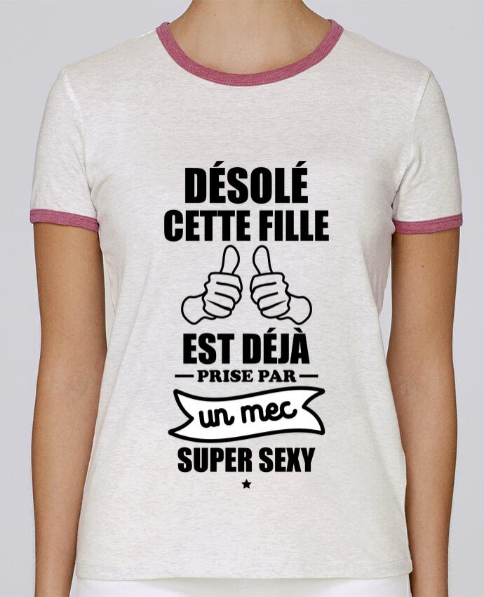 Femme Est Cette Prise T Shirt ikuOPXZ