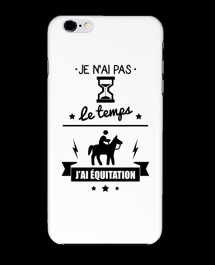 coque iphone 6 equitation