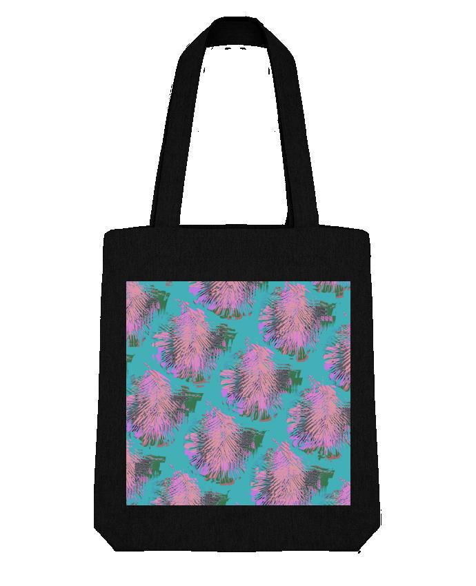 Tote Bag Stanley Stella Pink Palms par L'Homme Sandwich