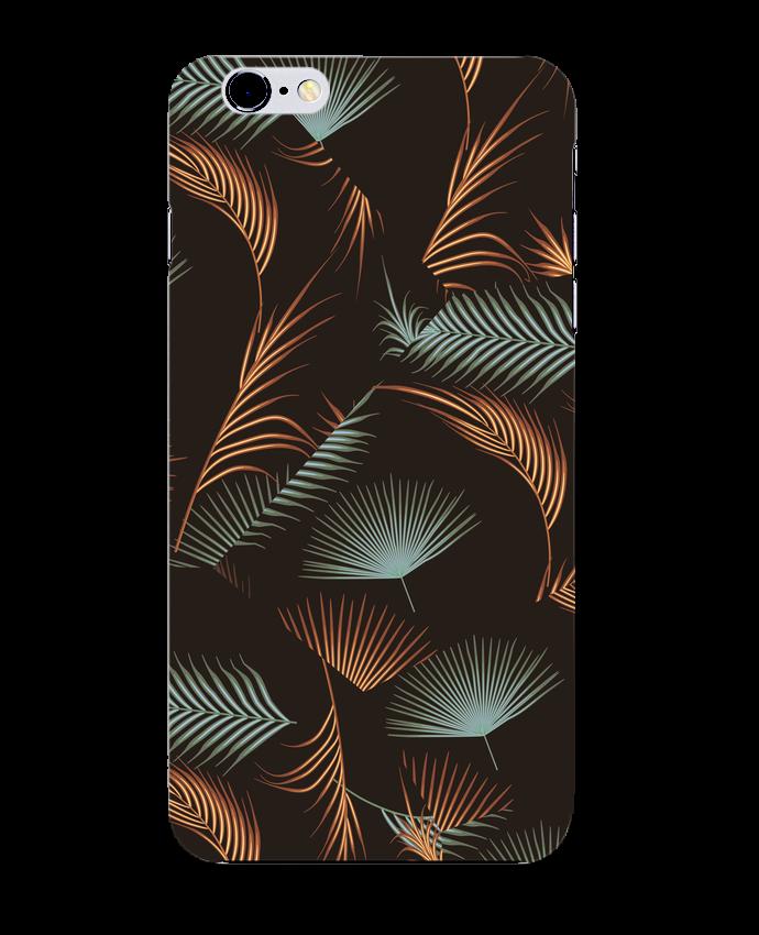 Coque 3D Iphone 6+ Golden Palms de L'Homme Sandwich