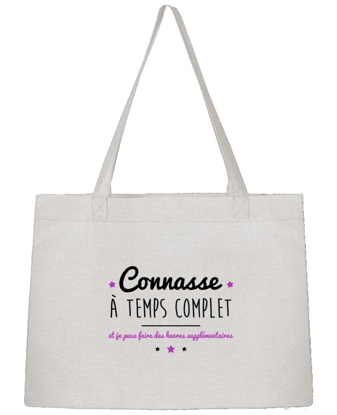 Sac Cabas Shopping Stanley Stella Connasse à temps complet et je peux faire des heures supplémentaires par Benichan