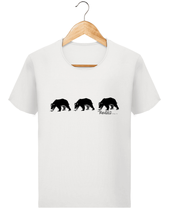 T-shirt Homme Stanley Imagines Vintage Ours