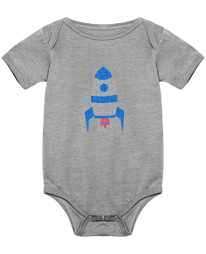 Body Bébé Fusée par Les Caprices de Filles