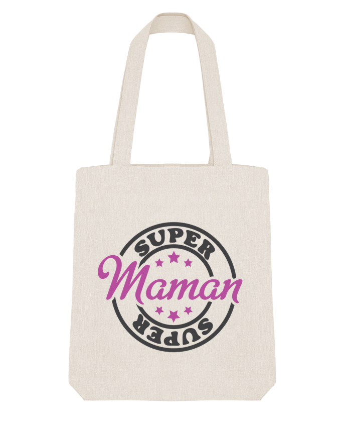 Tote Bag Stanley Stella Super Maman par tunetoo