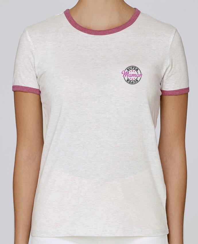 T-shirt Femme Stella Returns Super Maman pour femme par tunetoo