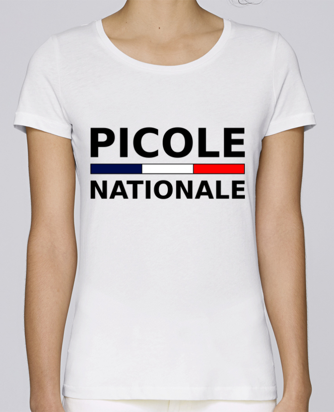 T-shirt Femme Stella Loves picole nationale par Milie