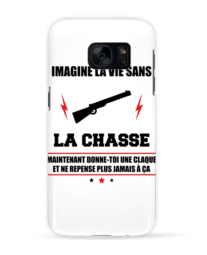 coque galaxy s7 chasse