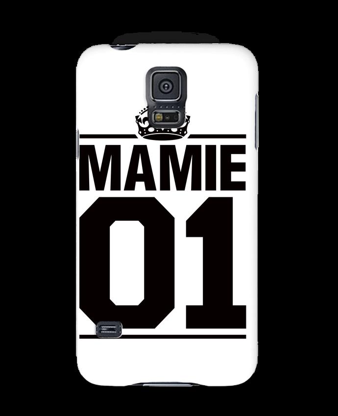 Coque 3D Samsung Galaxy S5 Mamie 01 par Freeyourshirt.com