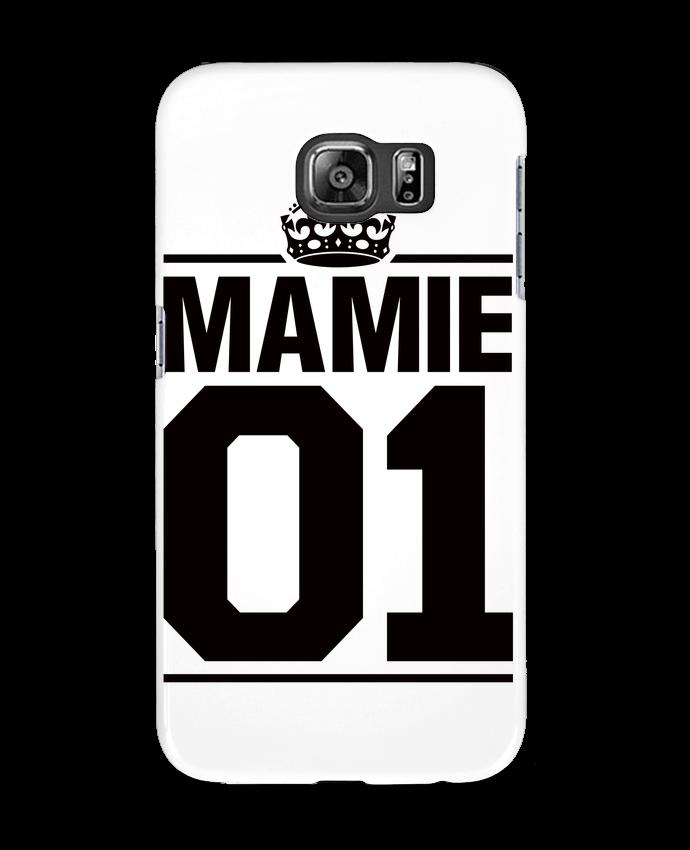 Coque 3D Samsung Galaxy S6 Mamie 01 - Freeyourshirt.com