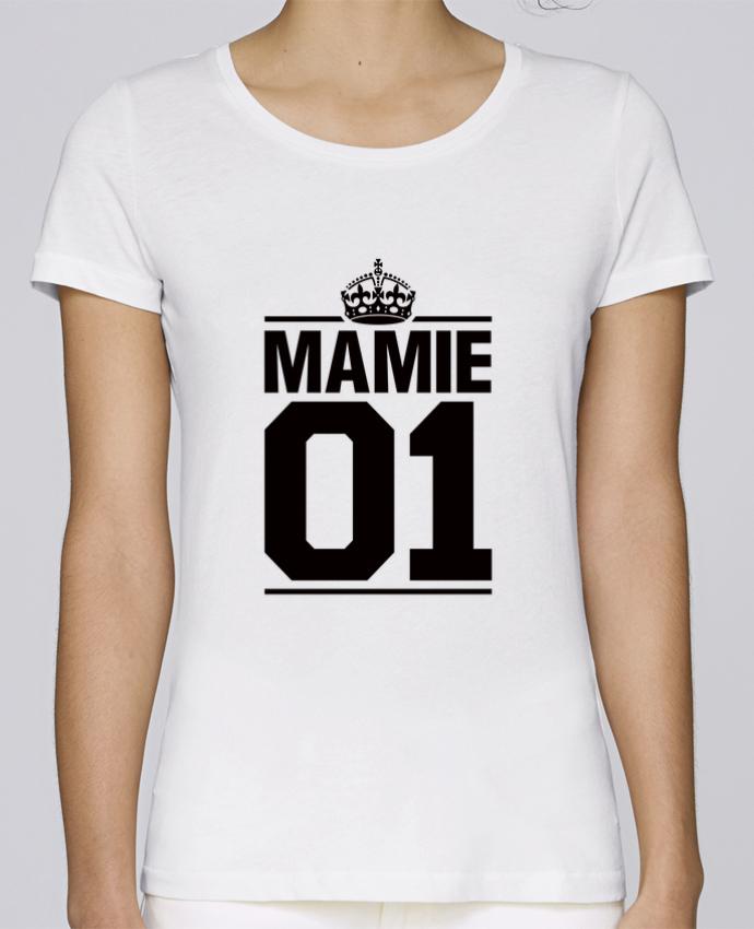 T-shirt Femme Stella Loves Mamie 01 par Freeyourshirt.com