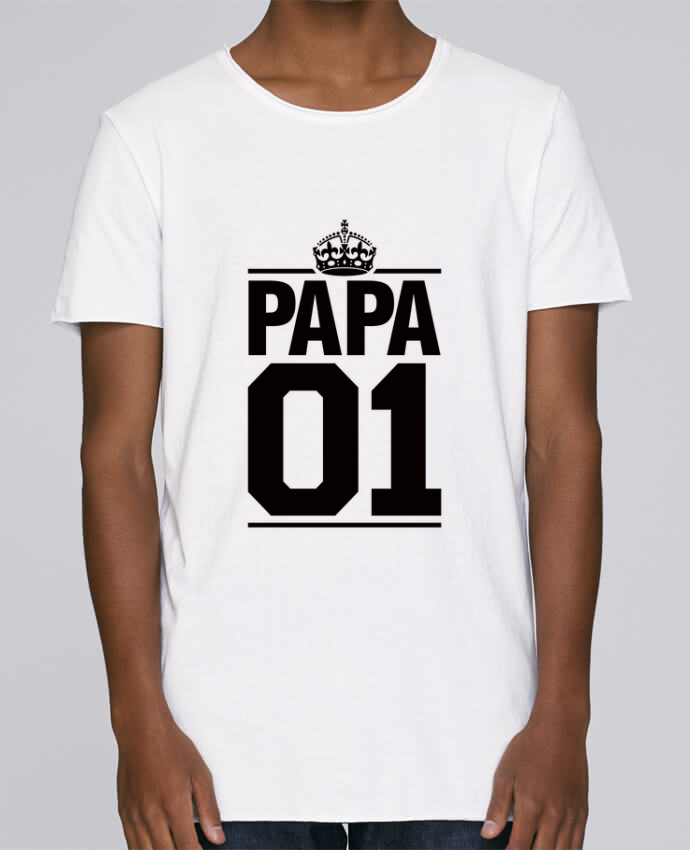 T-shirt Homme Oversized Stanley Skates Papa 01 par Freeyourshirt.com