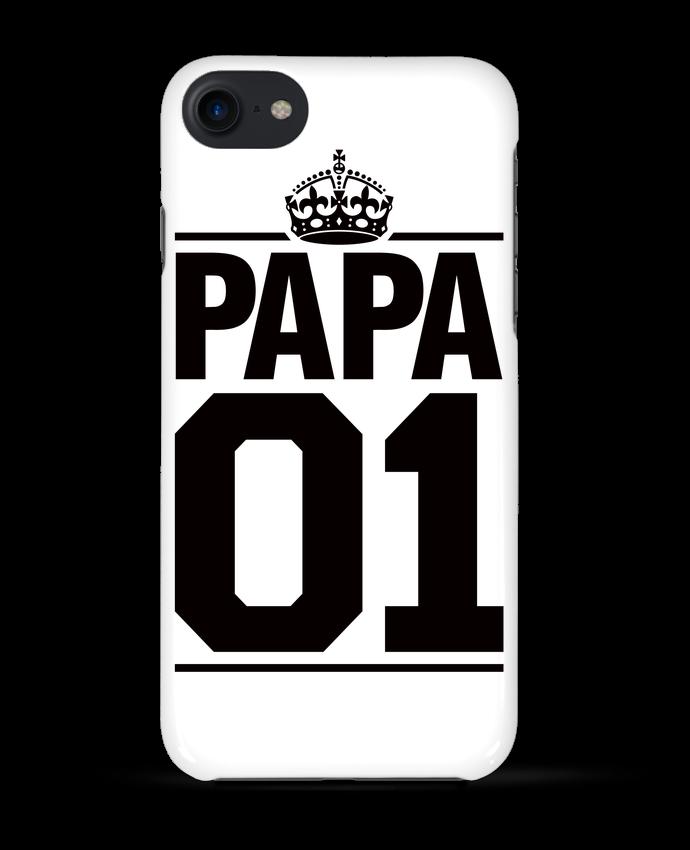 Coque 3D Iphone 7 Papa 01 de Freeyourshirt.com