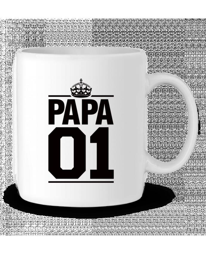 Mug en Céramique Papa 01 par Freeyourshirt.com