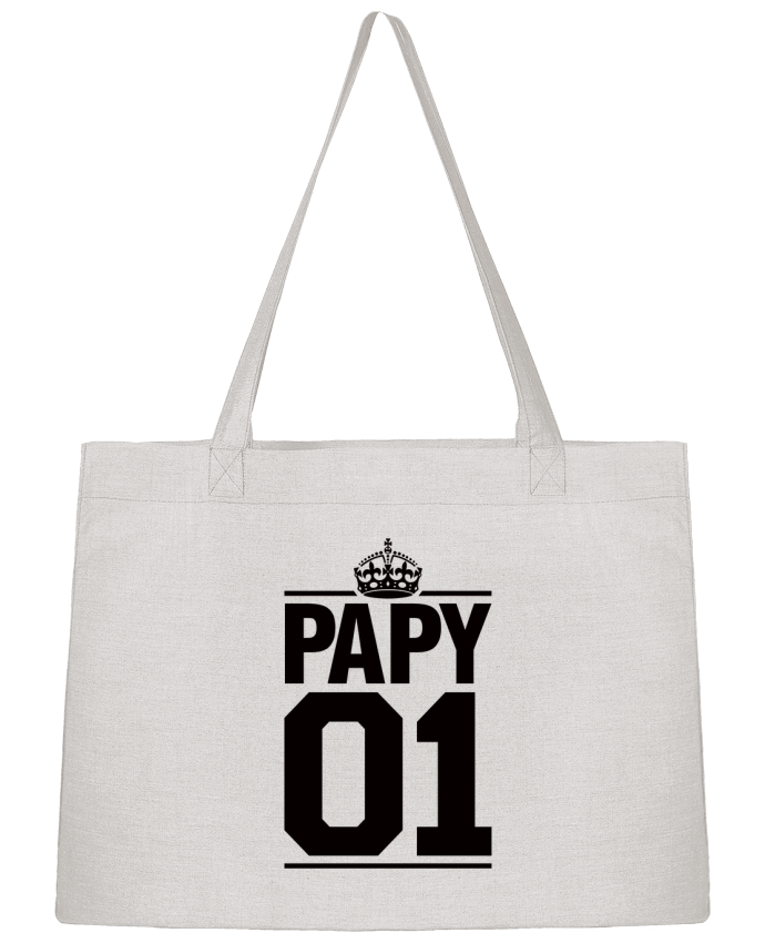 Sac Cabas Shopping Stanley Stella Papy 01 par Freeyourshirt.com