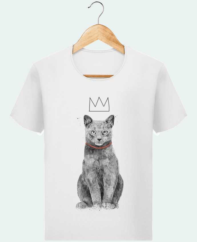 T-shirt Homme Stanley Imagines Vintage King Of Everything par Balàzs Solti