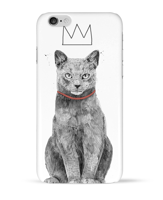Coque 3D Iphone 6 King Of Everything par Balàzs Solti