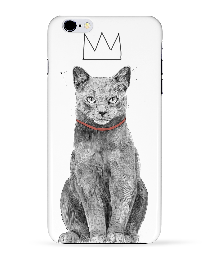 Coque 3D Iphone 6+ King Of Everything de Balàzs Solti