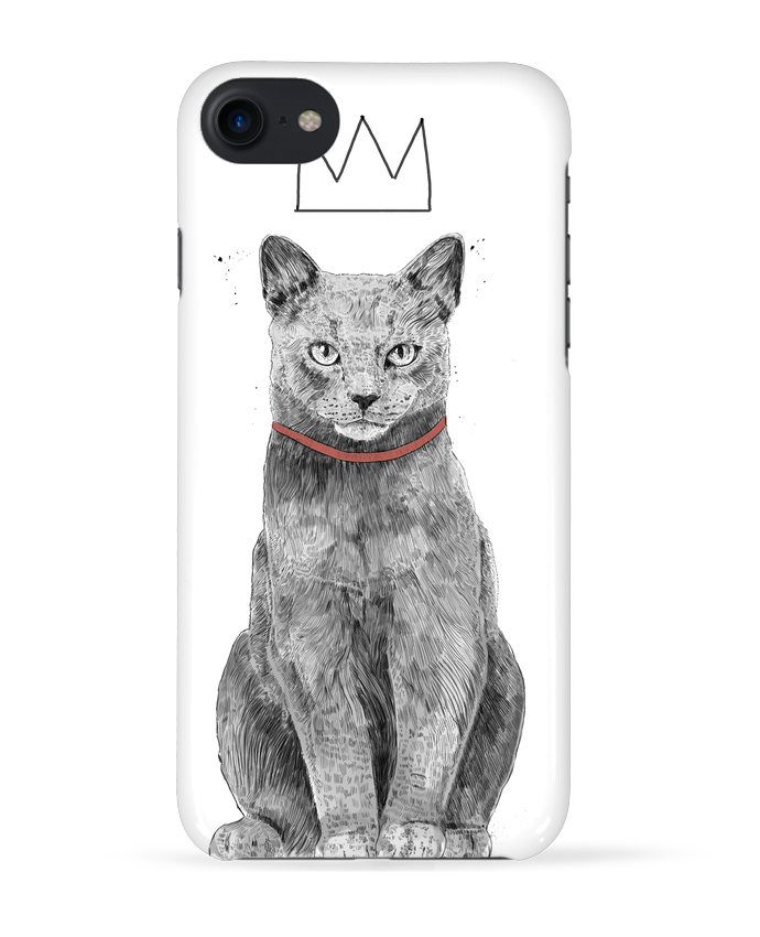 Coque 3D Iphone 7 King Of Everything de Balàzs Solti
