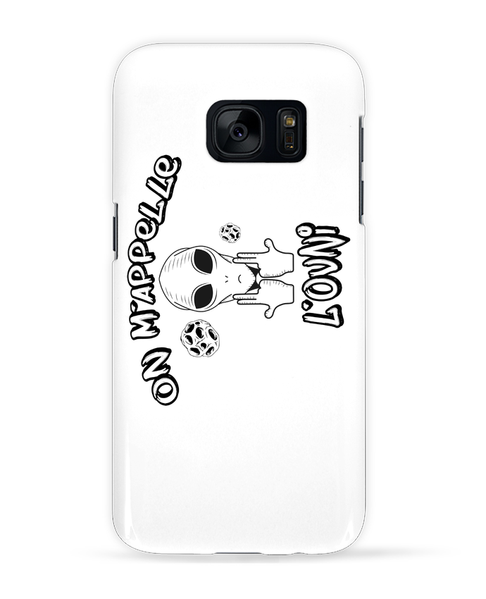 Coque 3D Samsung Galaxy S7 Ovni Jul par tunetoo