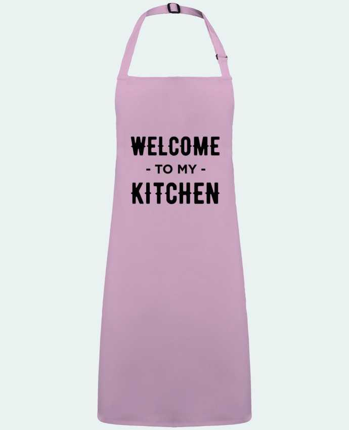 Tablier Sans Poche Welcome to my kitchen par  tunetoo