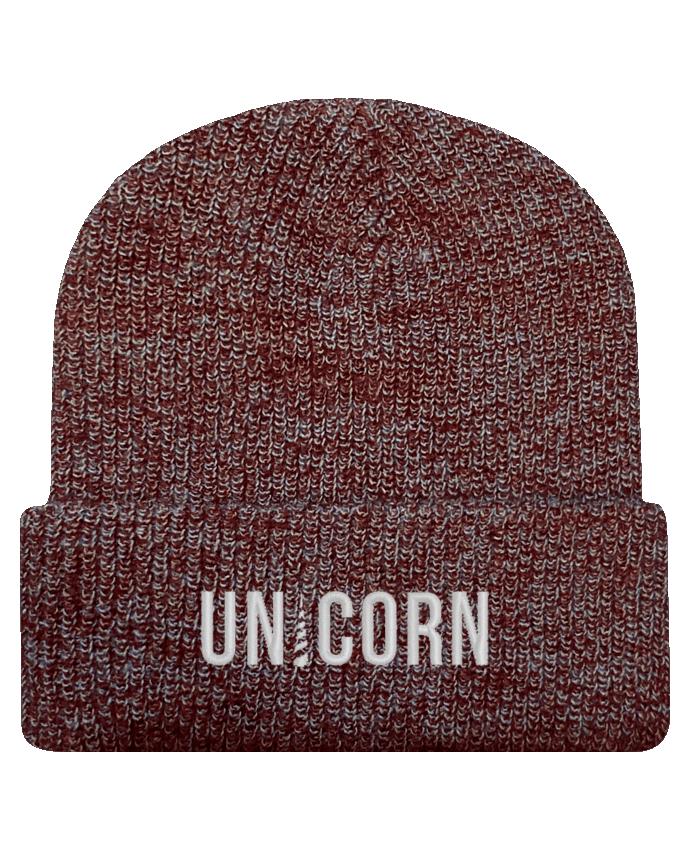 Bonnet Héritage Unicorn par tunetoo