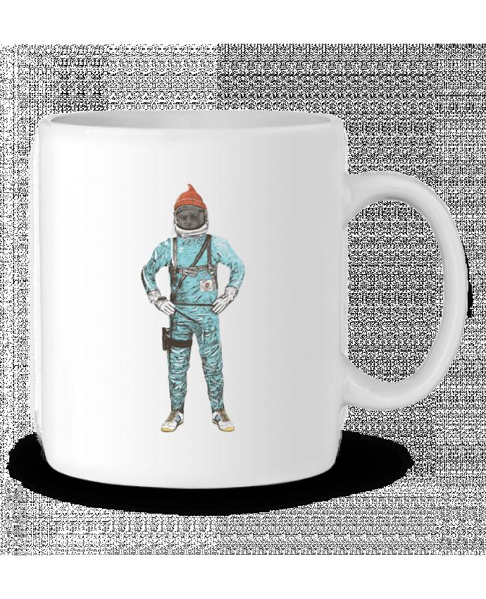 Mug en Céramique Zissou in space par Florent Bodart