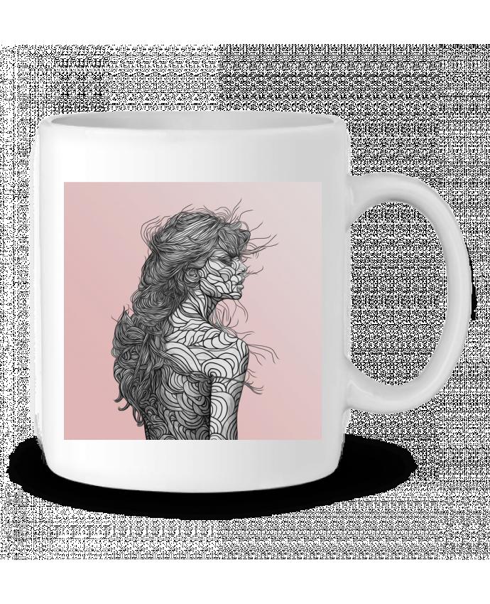 Mug en Céramique Pinksky par PedroTapa