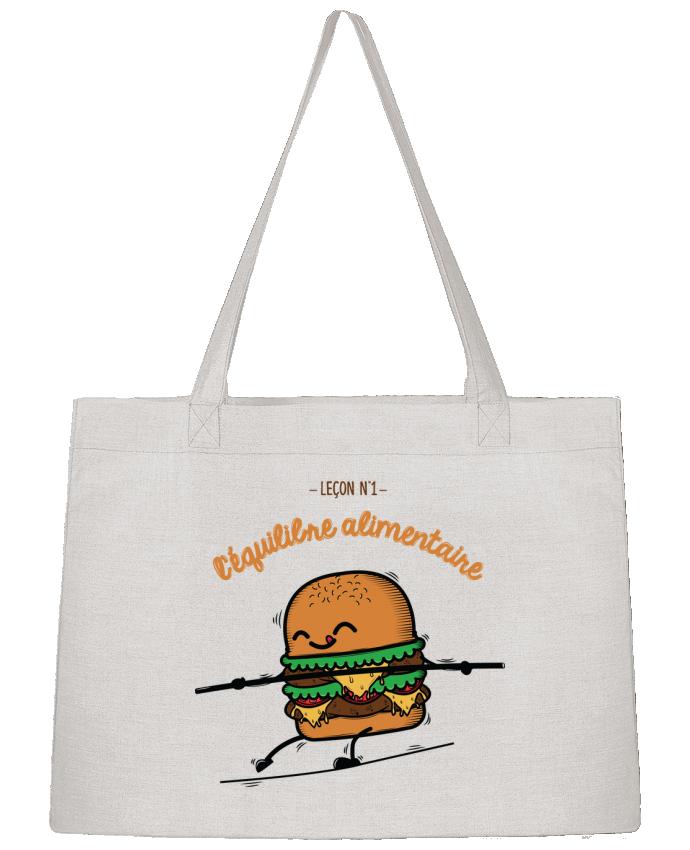 Sac Cabas Shopping Stanley Stella Equilibre alimentaire par PTIT MYTHO