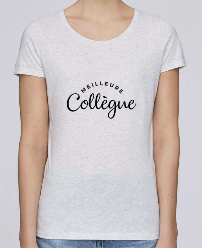 T-shirt Femme Stella Loves Meilleure Collègue par Nana