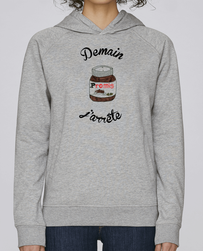 Sweat Capuche Femme Stanley Base Demain j