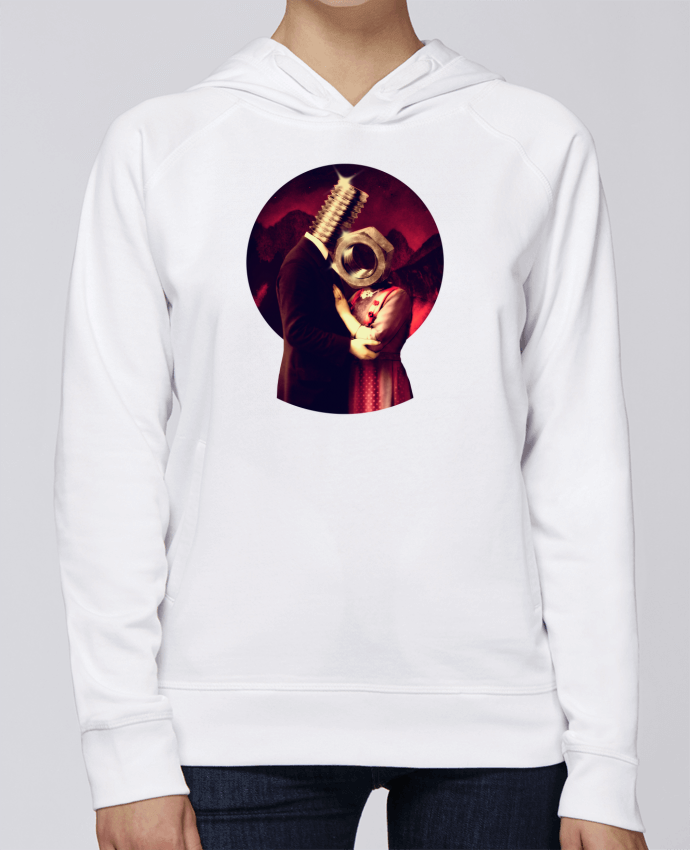 Sweat Capuche Femme Stanley Base Screw Love par ali_gulec