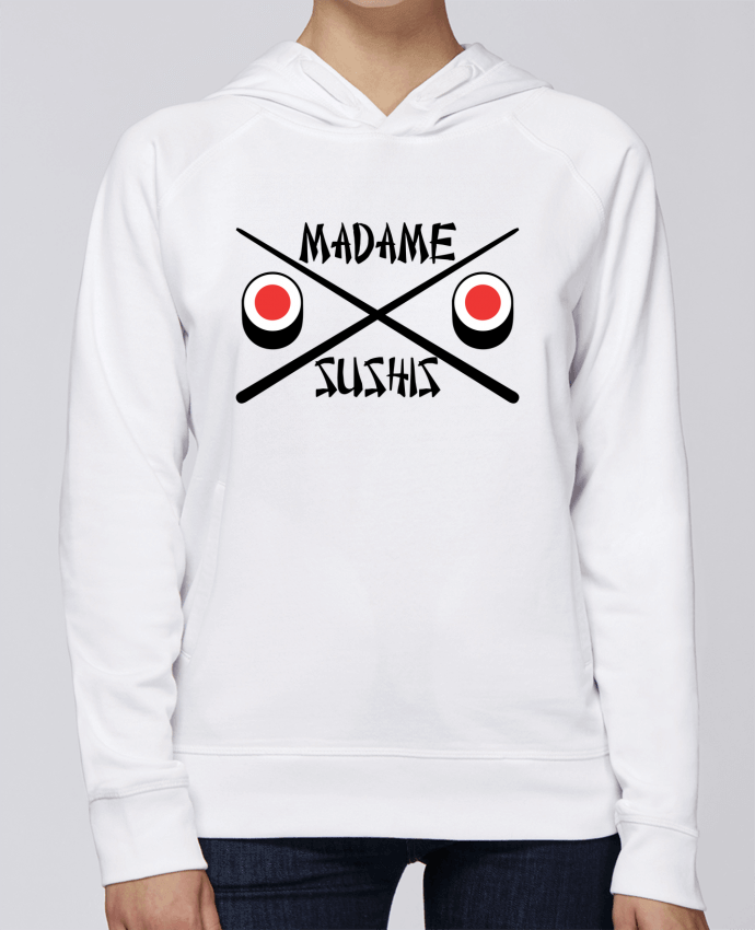 Sweat Capuche Femme Stanley Base Madame Sushis par tunetoo
