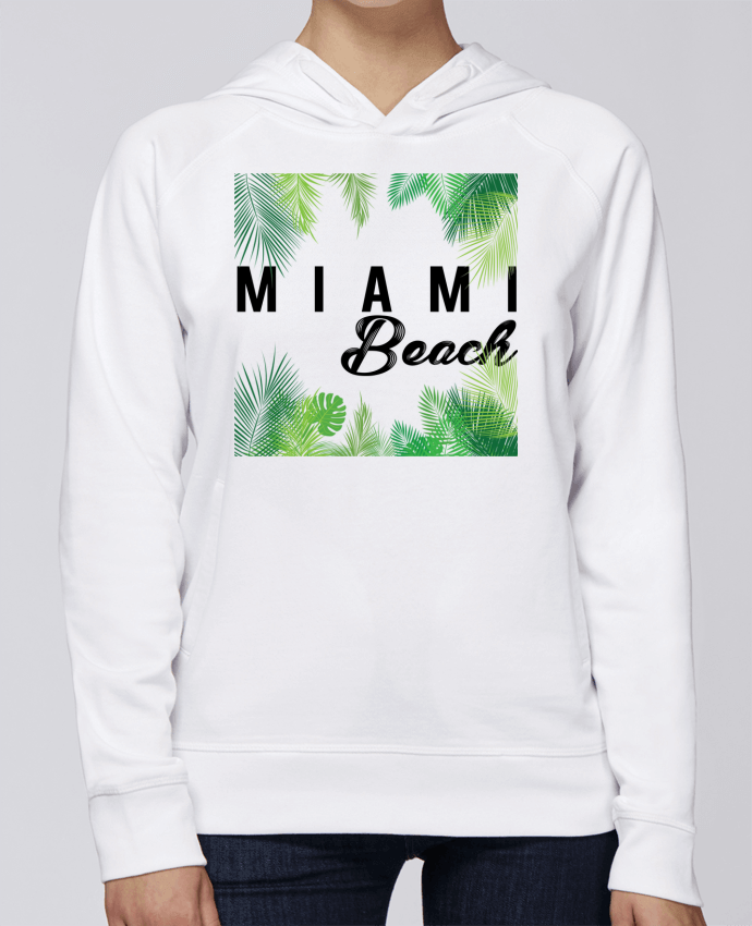 Femme Tunetoo Stanley Sweat Base Capuche Beach Miami 7Uxp4wq