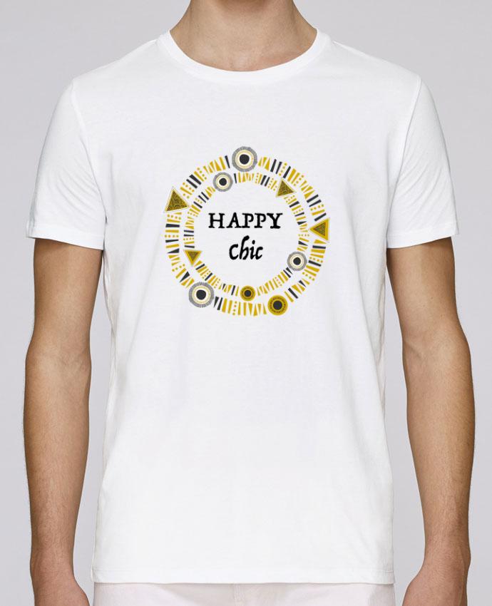 T-Shirt Col Rond Stanley Leads Happy Chic par LF Design