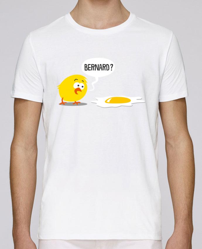 T-Shirt Col Rond Stanley Leads Bernard par Rickydule