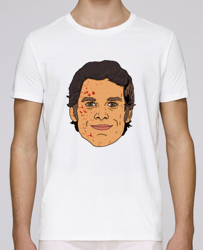 T-Shirt Col Rond Stanley Leads Dexter par Nick cocozza