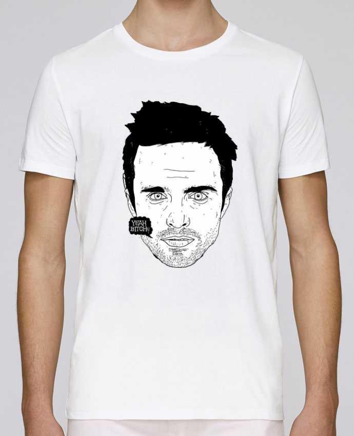 T-Shirt Col Rond Stanley Leads Jesse Pinkman par Nick cocozza