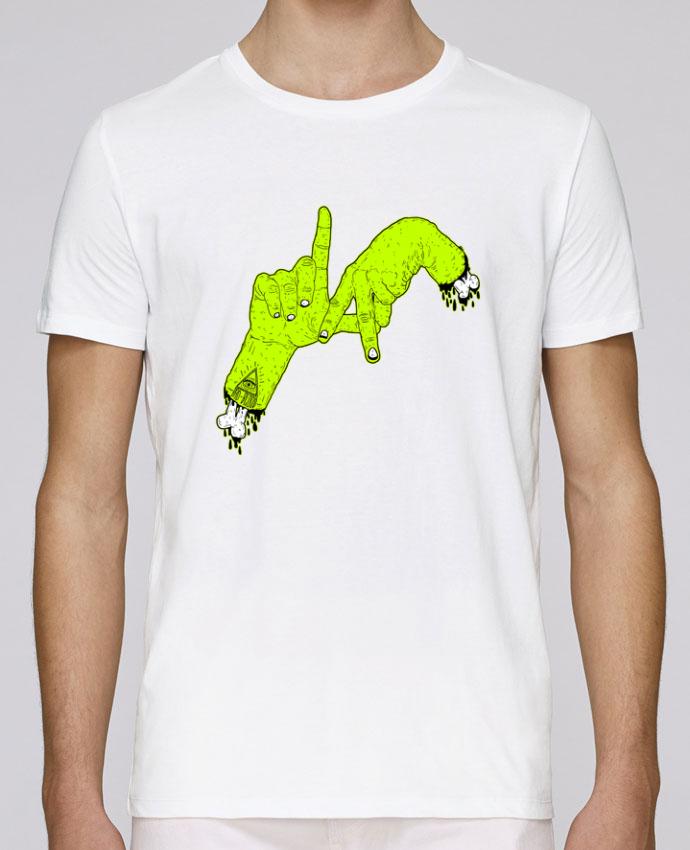 T-Shirt Col Rond Stanley Leads LA Zombie par Nick cocozza