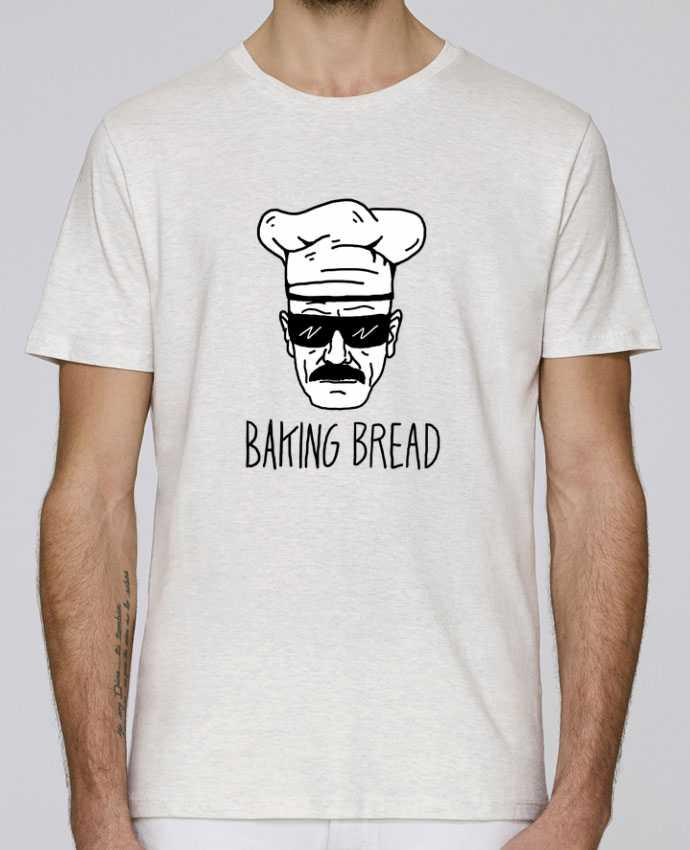T-Shirt Col Rond Stanley Leads Baking bread par Nick cocozza