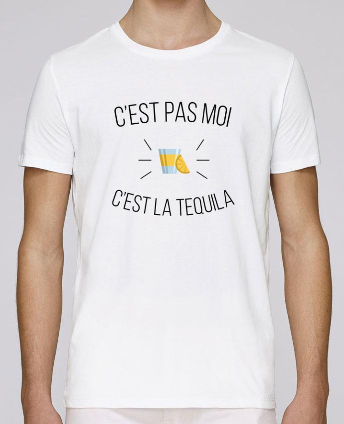 T-Shirt Col Rond Stanley Leads C'est la tequila par tunetoo