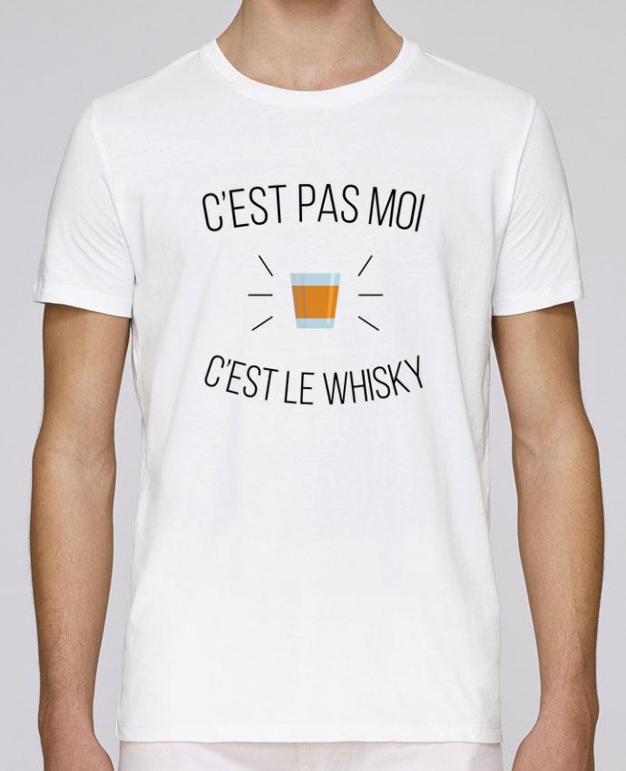 T-Shirt Col Rond Stanley Leads C'est le whisky par tunetoo