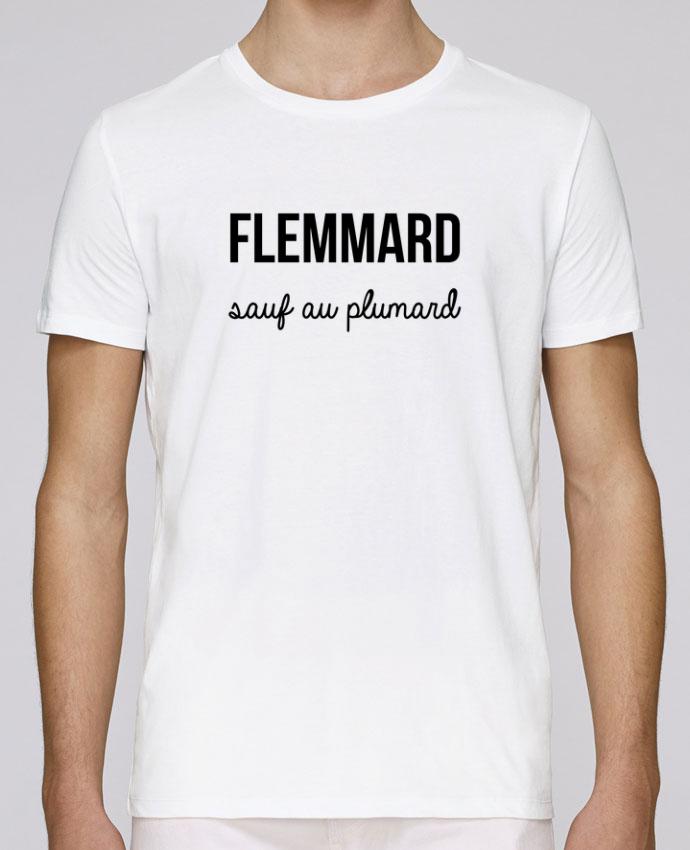 T-Shirt Col Rond Stanley Leads Flemmard par tunetoo