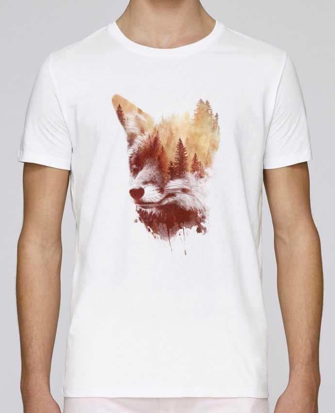 T-Shirt Col Rond Stanley Leads Blind fox par robertfarkas