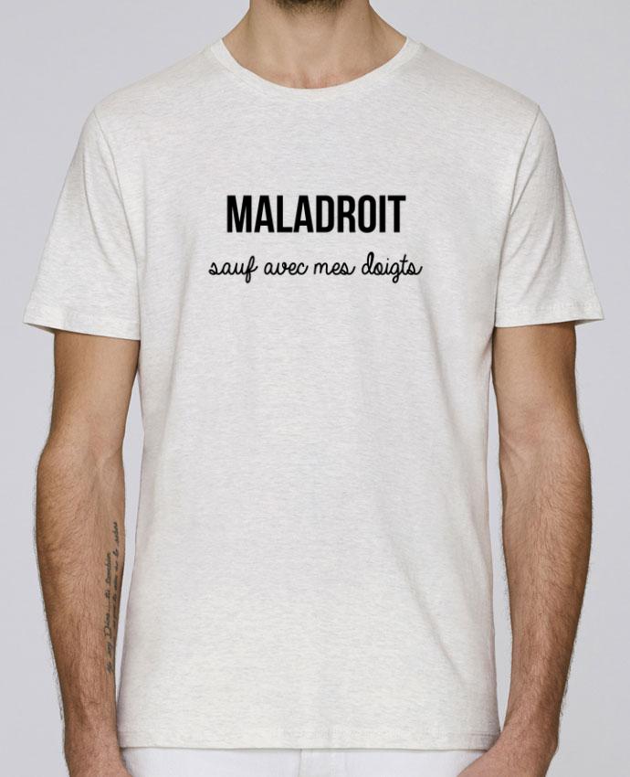 T-Shirt Col Rond Stanley Leads Maladroit par tunetoo