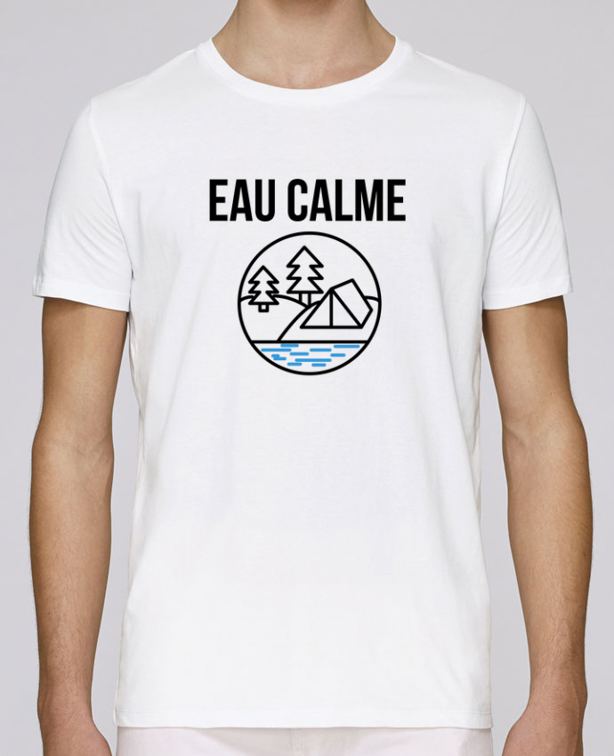 T-Shirt Col Rond Stanley Leads eau calme par Ruuud