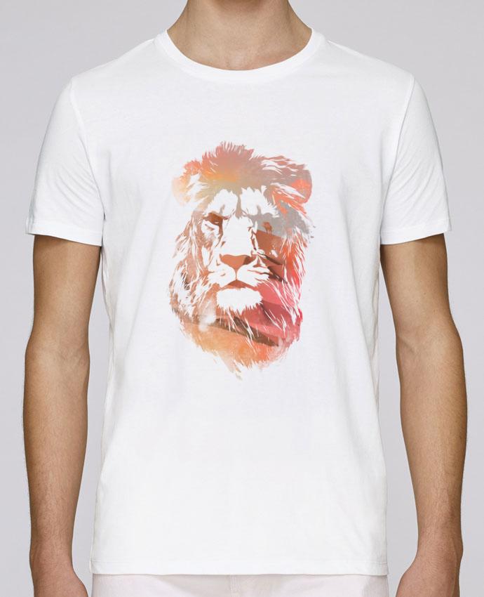 T-Shirt Col Rond Stanley Leads Desert lion par robertfarkas