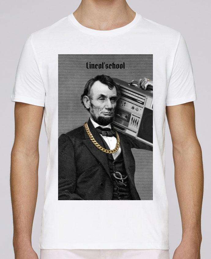T-Shirt Col Rond Stanley Leads Lincol'school par Ads Libitum