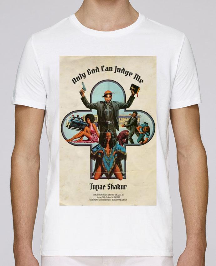 T-Shirt Col Rond Stanley Leads 2Pac par Ads Libitum