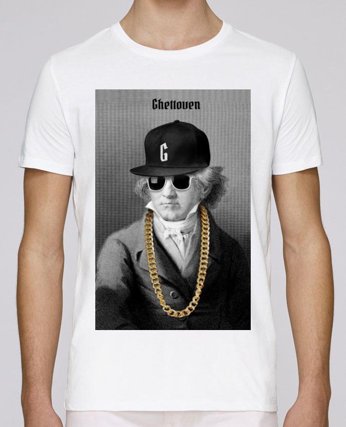 T-Shirt Col Rond Stanley Leads Ghettoven par Ads Libitum