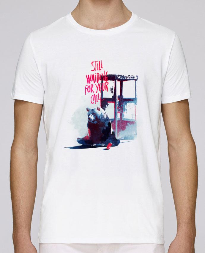 T-Shirt Col Rond Stanley Leads Still waiting for your call par robertfarkas